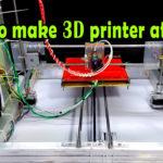 ARDUINO 3D PRINTER