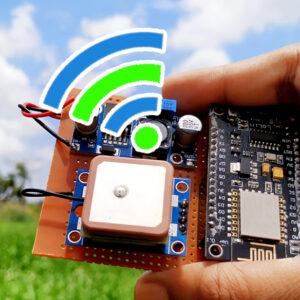 DIY GPS Tracker Using Bolt IOT