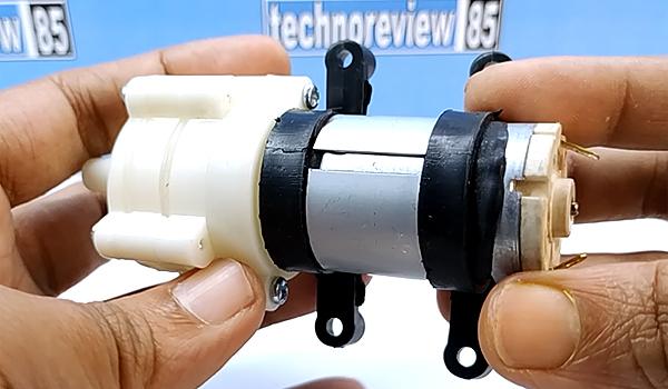 automatic sanitizer dispenser pump