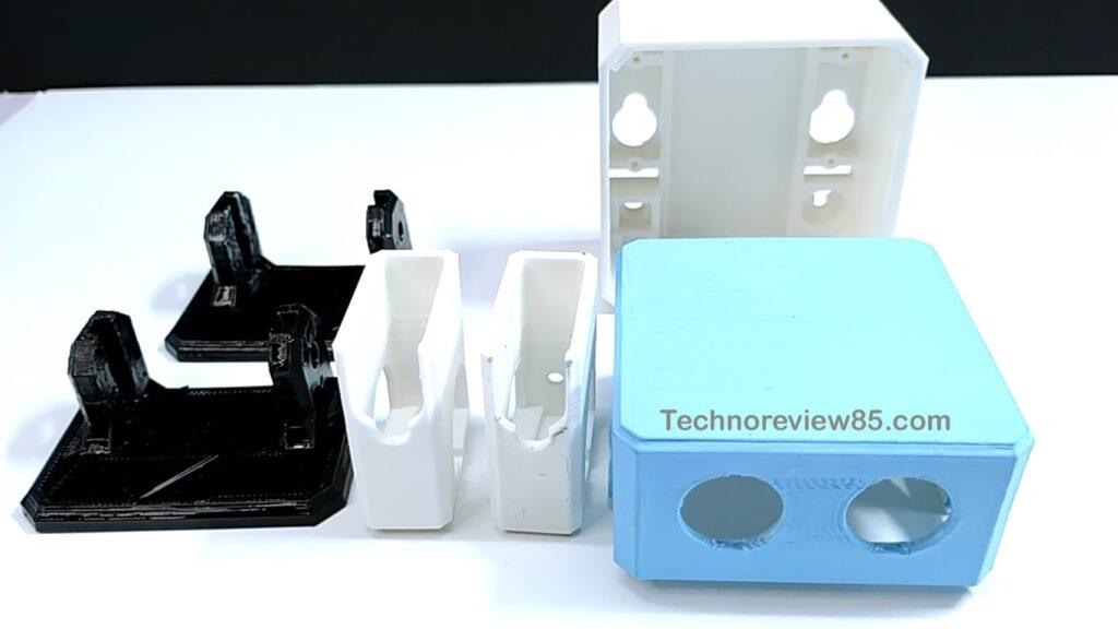 Otto robot 3D parts