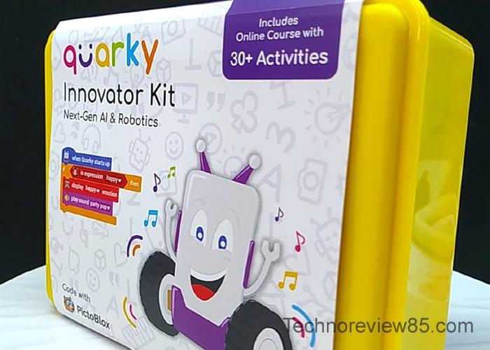 Quarky Robot kit