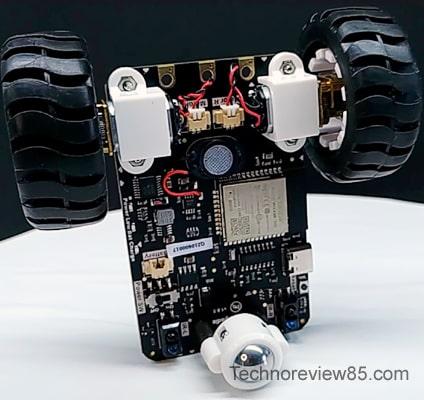 Quarky Robot hardware